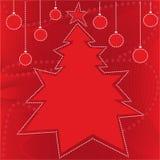 Noël de milieux Photographie stock libre de droits