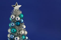Noël est ici Image stock