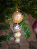 Noël et festival de nouvelle année Photographie stock libre de droits