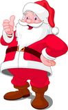 Noël heureux Santa Photos stock