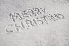 Noël joyeux Images libres de droits