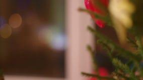 Noël ma version de vecteur d'arbre de portefeuille clips vidéos