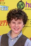 Nolan Gould. At Variety's 5th Annual Power Of Youth Event, Paramount Studios, Hollywood, CA 10-22-11 Royalty Free Stock Image