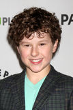 Nolan Gould Royalty Free Stock Photo