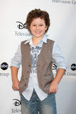 Nolan Gould. Arriving at the ABC TV TCA Party at The Langham Huntington Hotel & Spa in Pasadena, CA on August 8, 2009 royalty free stock photos
