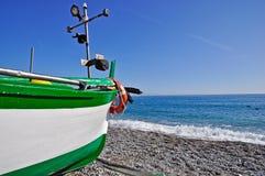 Noli, Riviera Ligure, Italy Stock Images
