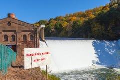 Nolichucky Dam Stock Image