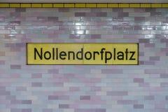 Nollendorfplatz Стоковые Фотографии RF