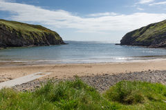 Nolton Haven beach Pembrokeshire Wales Royalty Free Stock Image