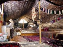 nomad- folk Arkivfoton