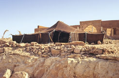 Nomad tent Royalty Free Stock Image