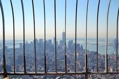 Nomade a New York City Fotografia Stock