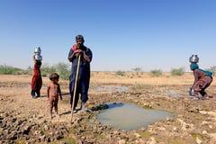 nomades Photo libre de droits