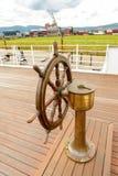 Nomadic (1911), ein Dampfer der weißen Stern-Linie Lizenzfreies Stockbild