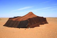 Nomadic tent Stock Photo