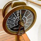 Nomadic (1911), un buque de vapor de la línea blanca de la estrella Foto de archivo libre de regalías