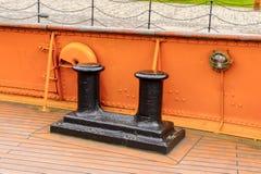 Nomadisch (1911), een stoomschip van de Witte Sterlijn Royalty-vrije Stock Foto