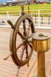 Nomadisch (1911), een stoomschip van de Witte Sterlijn Stock Foto's
