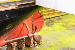 Nomadisch (1911), een stoomschip van de Witte Sterlijn Stock Afbeeldingen