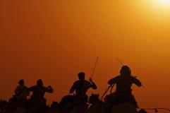nomads Arkivbilder