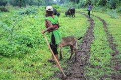 Nomads India. Stock Image