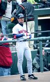Nomar Garciaparra, Boston Red Sox Στοκ Εικόνες