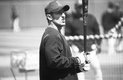 Nomar Garciaparra, Boston Red Sox Στοκ Φωτογραφίες
