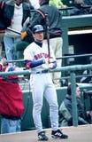 Nomar Garciaparra, Boston Red Sox Στοκ φωτογραφία με δικαίωμα ελεύθερης χρήσης