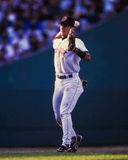 Nomar Garciaparra, Boston Red Sox Imagem de Stock Royalty Free