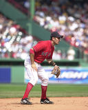 Nomar Garciaparra, Boston Red Sox Fotografia de Stock Royalty Free