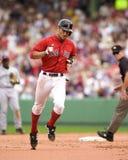 Nomar Garciaparra, Boston Red Sox Fotografía de archivo libre de regalías