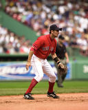 Nomar Garciaparra Boston Red Sox shortstop. Royalty Free Stock Photo