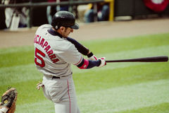 Nomar Garciaparra, Boston Rode Sox Stock Foto's