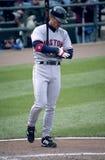 Nomar Garciaparra, les Red Sox de Boston Images libres de droits