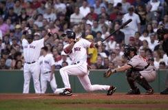 Nomar Garciaparra, les Red Sox de Boston Photos stock