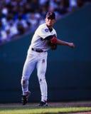 Nomar Garciaparra, les Red Sox de Boston Photos libres de droits
