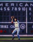 Nomar Garciaparra, les Red Sox de Boston Images stock