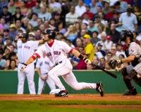 Nomar Garciaparra, les Red Sox de Boston Photographie stock libre de droits