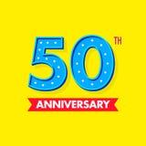 Nombre bleu gentil et de moderns pour des célébrations et des anniversaires Image stock