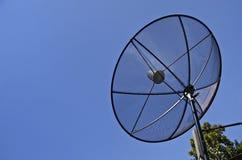 Nombre satellite deux Images libres de droits