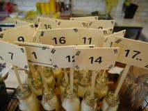 Nombres de Tableau Photo libre de droits