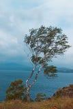 Nome Turgoyak dos lagos Imagem de Stock Royalty Free