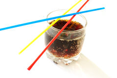 Non-alcoholic soft drink Stock Images