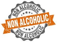 Non alcoholic stamp Stock Photo