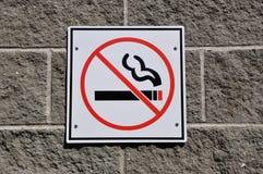 Non fumatori Fotografie Stock Libere da Diritti