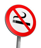 Non fumatori Immagini Stock Libere da Diritti