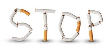 Non fumatori Immagine Stock Libera da Diritti