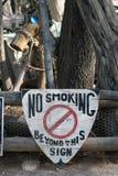 Non fumatori immagini stock