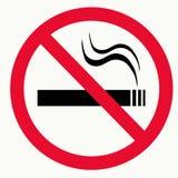 Non fumatori Royalty Illustrazione gratis