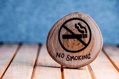 Non fumatori e mondo nessun giorno del tabacco Immagini Stock